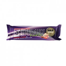 Gold Nutrition Endurance Fruit Bar Amendoa/Morango