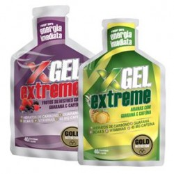 Gold Nutrition Extreme Gel Guaraná&Cafeína