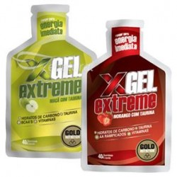 Gold Nutrition Extreme Gel Taurina
