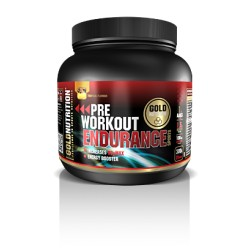 Gold Nutrition Pre-Workout Endurance